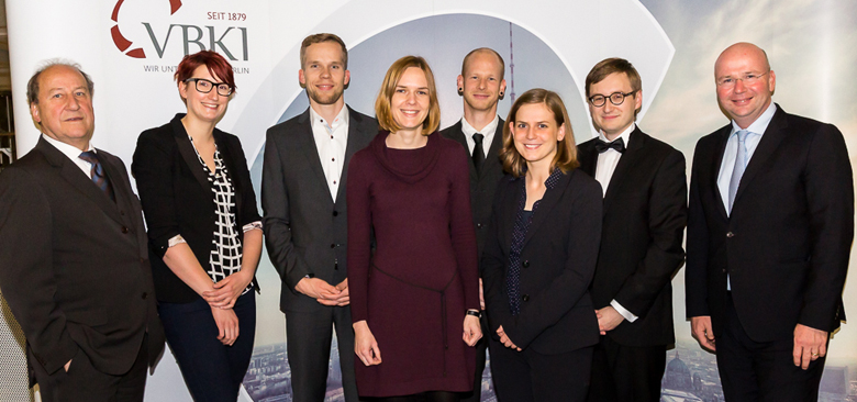 20141113 VBKI Verleihung Wissenschaftspreis  005 Inga Haar ws