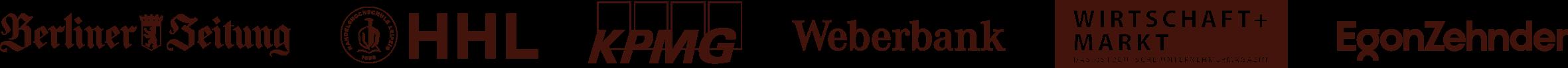 VBKI Logoleiste braun