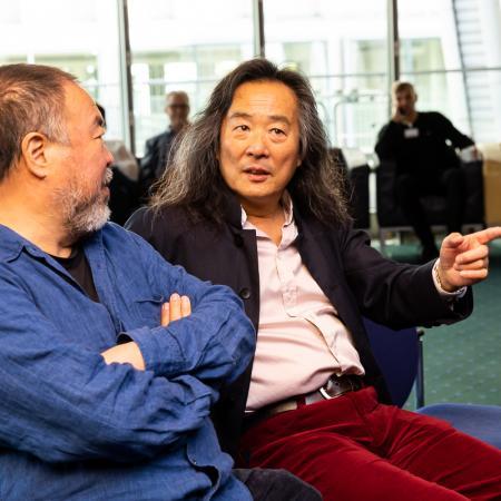 04 VBKI Arts and Politics Ai Weiwei and Lian Yang BF Inga Haar web?itok=lnc5g0Gt