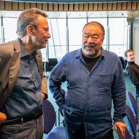 07 VBKI Arts and Politics Ai Weiwei and Lian Yang BF Inga Haar web?itok=ZrQWEiLD