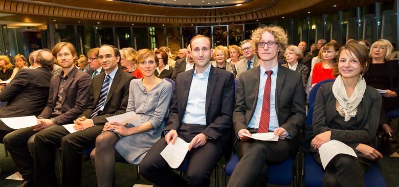 Die Preisträger des VBKI Wissenschaftspreises